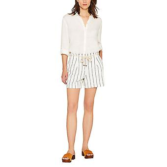 Esprit Women's Vertical Stripe Shorts