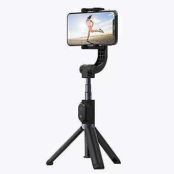 Yuemi one-axis gimbal stabilizer bluetooth remote control selfie stick extendable tripod monopod from xiaomi ecosystem (black)