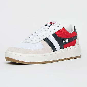 Gola Classics Grandslam RWB Hvit / Navy / Rød