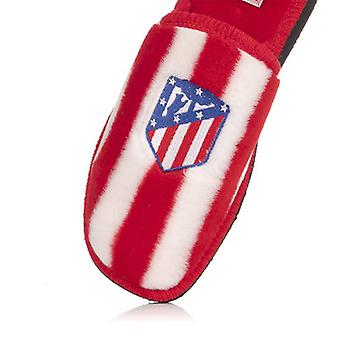 House Slippers Atlético De Madrid Andinas 799-20 Red White Adults/39