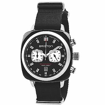 Briston Clubmaster Sport Quartz Mens Watch 17142.SA.BS.1.NB
