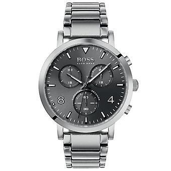 Hugo Boss 1513696 Chronograph Quartz with Stainless Steel Strap Men's Watch