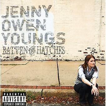 Jenny Owen Youngs - Batten the Hatches [CD] USA import