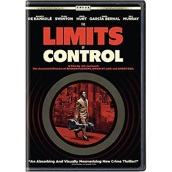 Limits of Control [DVD] USA import