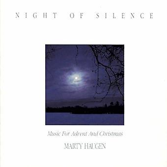 Marty Haugen - Night of Silence [CD] USA import