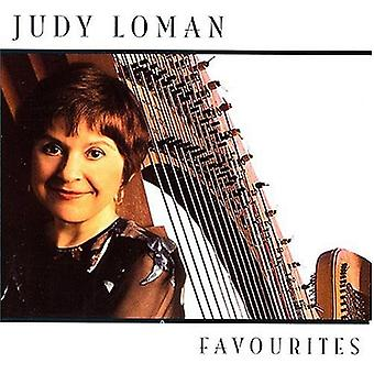 Judy Loman - Favourites [CD] USA import