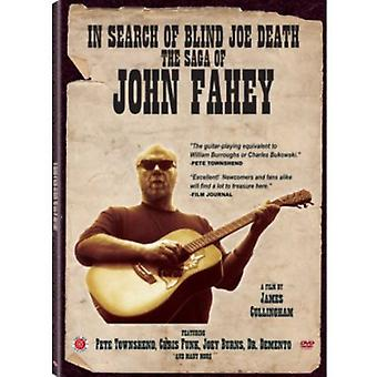 In Search of Blind Joe Death: Saga of John Fahey [DVD] USA import