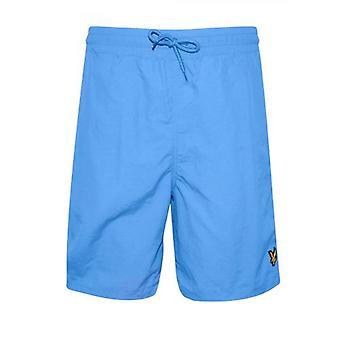 Lyle & Scott Blue Swim Shorts