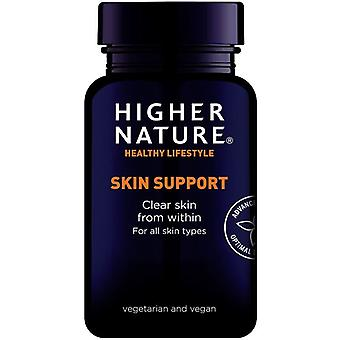 Higher Nature Skin Support Capsules 60 (YSS060)
