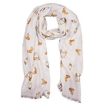 Wrendale Designs Scarf - Born To Be Wild