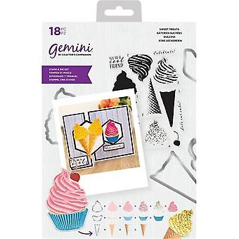 Gemini Sweet Treats Sello & Morir