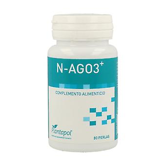 N-Aug 3+ (Dha 50) 80 softgels