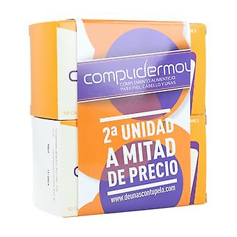 Complidermol Duplo Hair and Nails 100 capsules