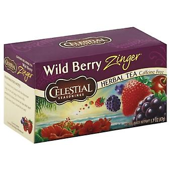 Celestial Seasonings Wildberry Zinger Tea