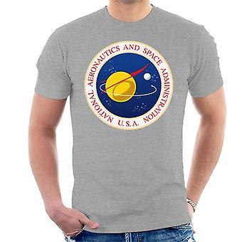 NASA Seal Insignia Men's T-Shirt