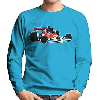 Motorsport Bilder James Hunt McLaren M26 1977 Herren's Sweatshirt