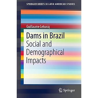 Dams in Brazil  Social and Demographical Impacts by Guillaume Leturcq