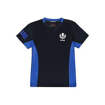 Team Rugby Poly T Shirt Junior Boys