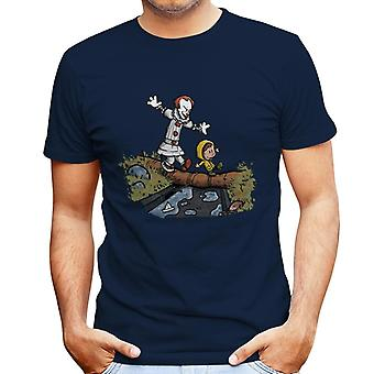 It Pennywise 2017 Can I Have My Boat Men's T-Shirt