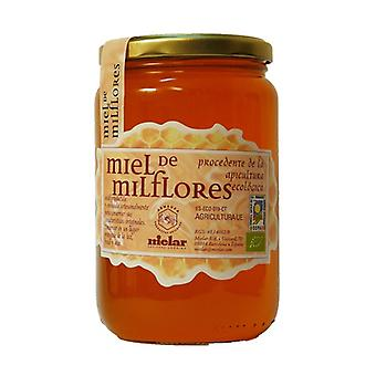 Organic Milflores Honey 1 kg