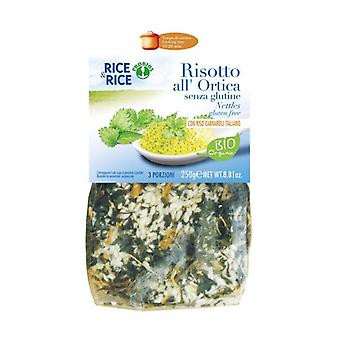 Nettle risotto - with miso 250 g