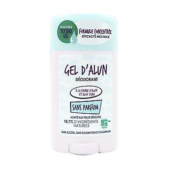 Natura Amica Gel Deodorant Fragrance Free 50 ml of gel