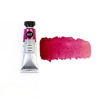 Art Philosophy Watercolor Tube Crimson