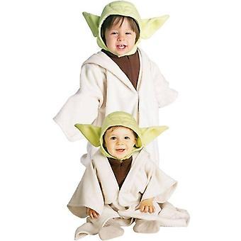 Rubie's Star Wars Komplett Yoda