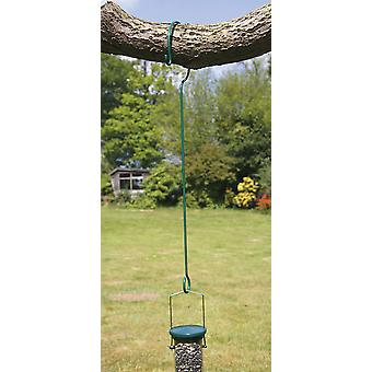 CJ Wildlife Tree Hook Green - Medium