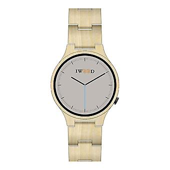 Iwood Real Wood Homme's Watch IW18441001