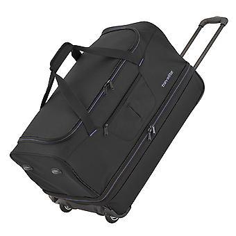travelite Basics Trolley Travel Bag 55 cm 2 pyörää laajennettavissa, musta