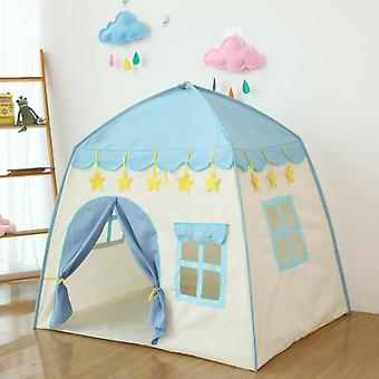 Flower Castle Fairy Tale Play Tent For Kids