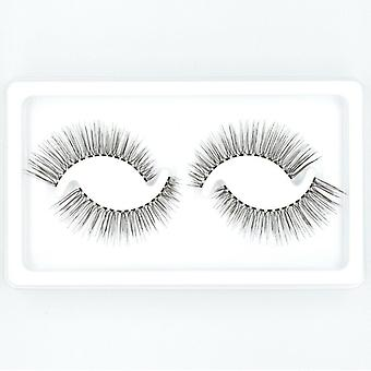 Eyelene Fake Eyelashes Twin Pack - Sunny 88142 - Delicate Everyday Lash Look