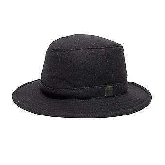 Tilley Men's TTW2 Tec Wool Hat Black