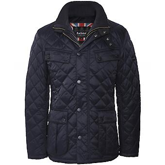 Barbour International Quilted Windshield Jacket