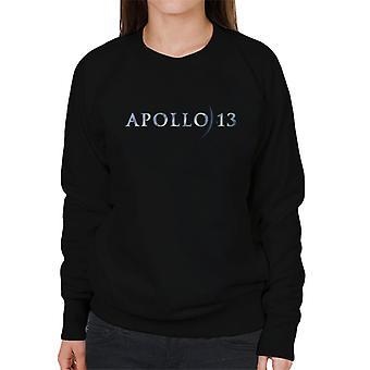 Apollo 13 Movie Logo Women's Sweatshirt