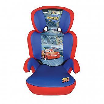 Autositz Autos 3 Gruppe 2-3 rot/blau