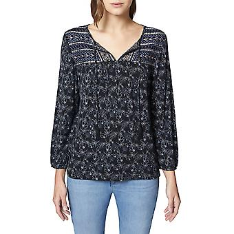 Sanctuary | Belle Embroidered Casual Peasant Top
