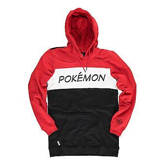 Pokemon Colour Block Hoodie Male X-Large Multi-colour (HD052320POK-XL)