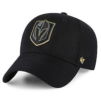 47 Brand Snapback Cap - MVP Vegas Golden Knights black