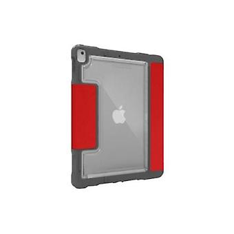 Stm Dux Plus Duo Ipad 7Th Generation Case Red
