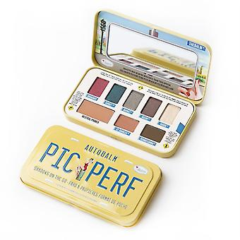 2 x theBalm Autobalm Picture Perfect Eye Shadow Palette