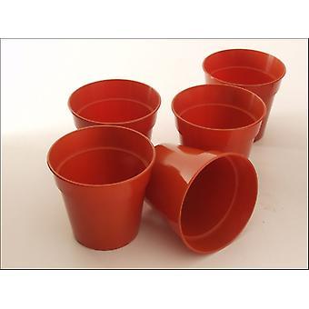 Ward Plastic Flower Pot 18cm GN030