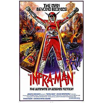 Infra-Man Movie Poster (11 x 17)