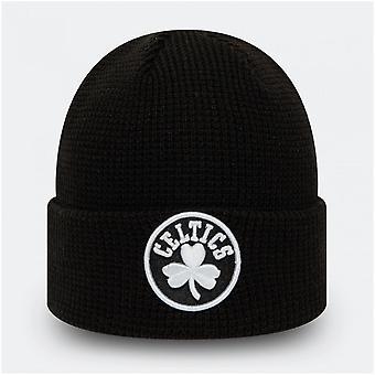 New Era Nba Boston Celtics Team Logo Cuff Knit