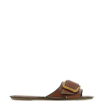 Rodo S0287238238 Women's Brown Leather Sandals