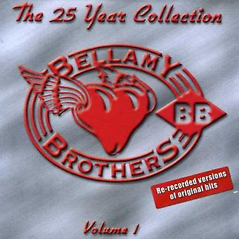 Bellamy Brothers - Bellamy Brothers: Vol. 1-25 Year Collection [CD] USA import