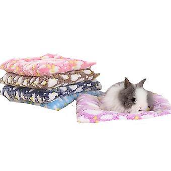 Kleine cavia hamster, eekhoorn, egel, Konijn Bed Mat voor Huis