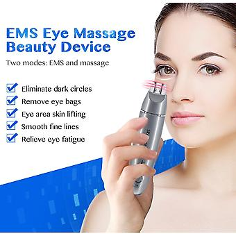 Mini Hifu Beauty Machine BB Eyes Face Lifting Device Remove Wrinkles Dark Circles Puffiness Relaxation EMS Eye Massager