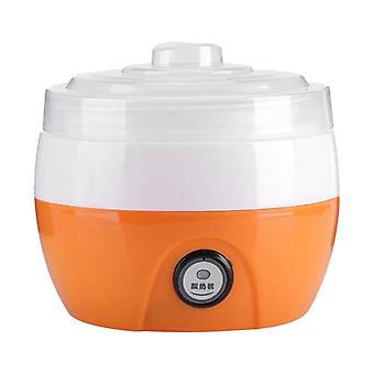 Electric Automatic Yogurt Maker Machine, Yoghurt Diy Tool Plastic Container,
